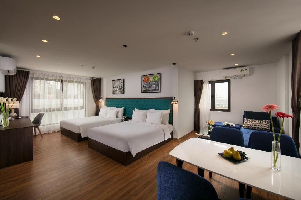 Top 14 Khách Sạn Phố Cổ Ở Hà Nội Được Nhiều Du Khách Yêu Thích
