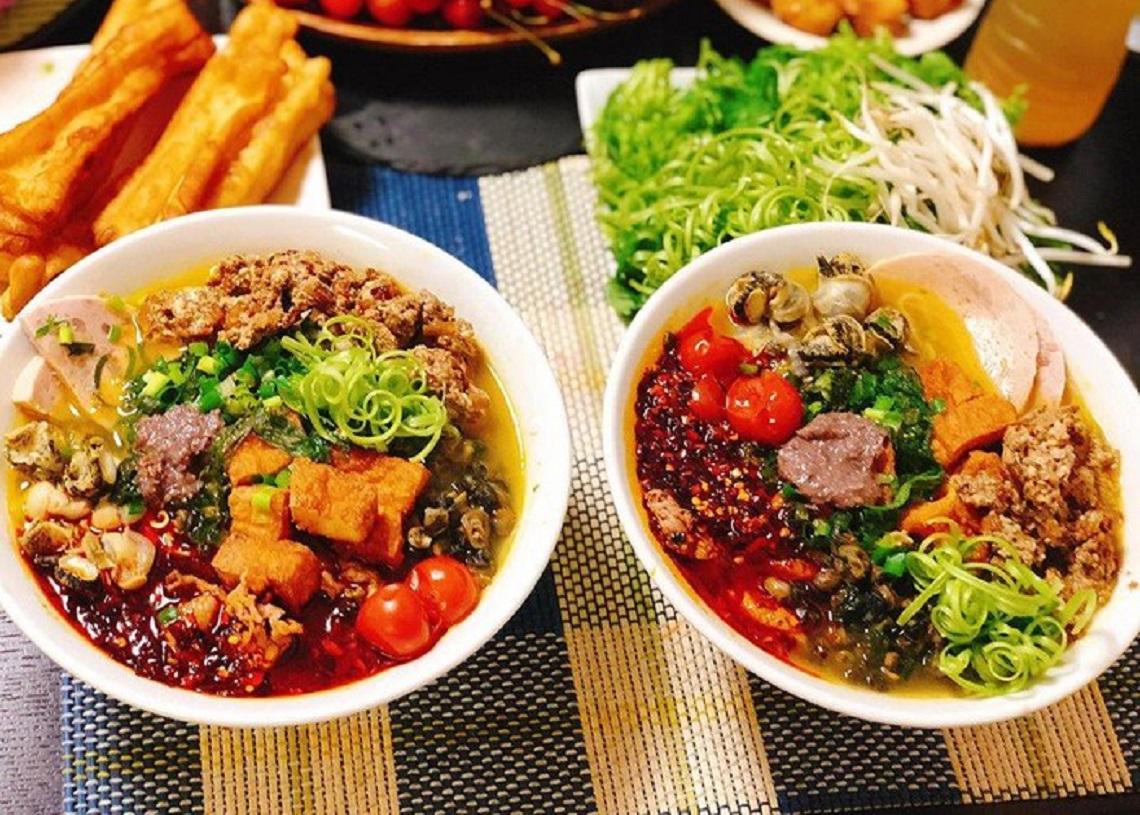 Bún Riêu Ốc - Huỳnh Thúc Kháng