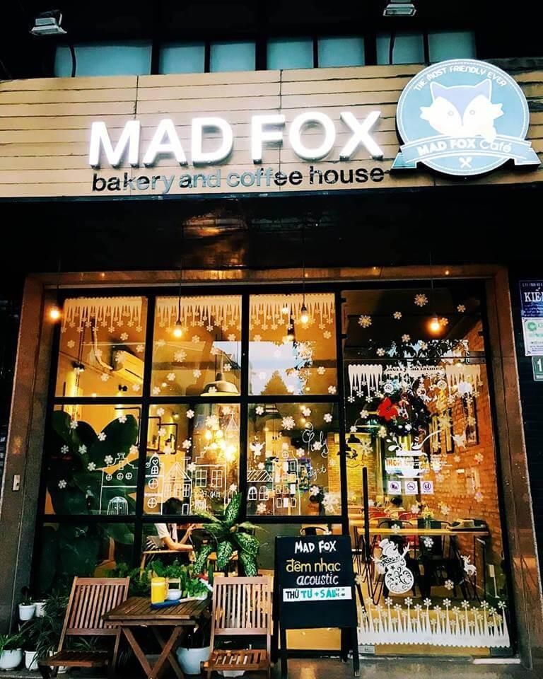 Mad Fox Cafe