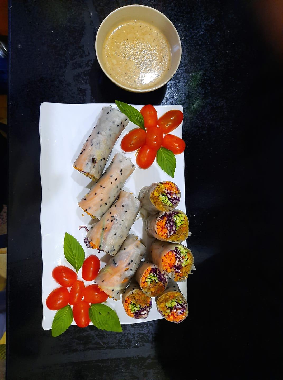 Ẩm Thực Chay & Coffee 3D Liên Hoa