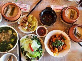 quán cơm ngon ở Nha Trang