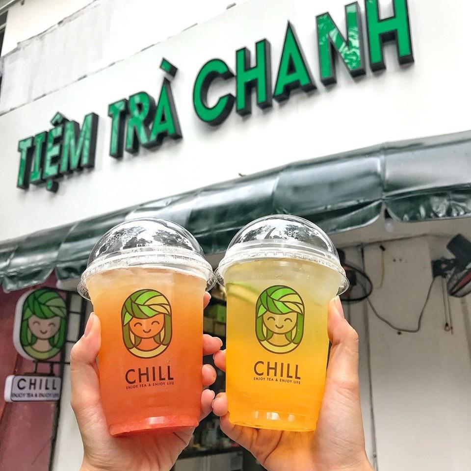 quán trà chanh Hà Nội