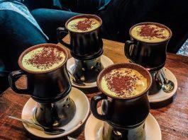 quán cafe trứng hà nội