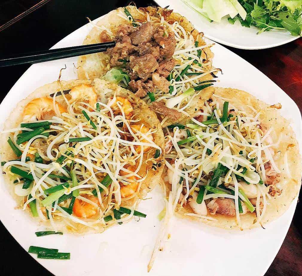 quán ăn ngon ở Quy Nhơn