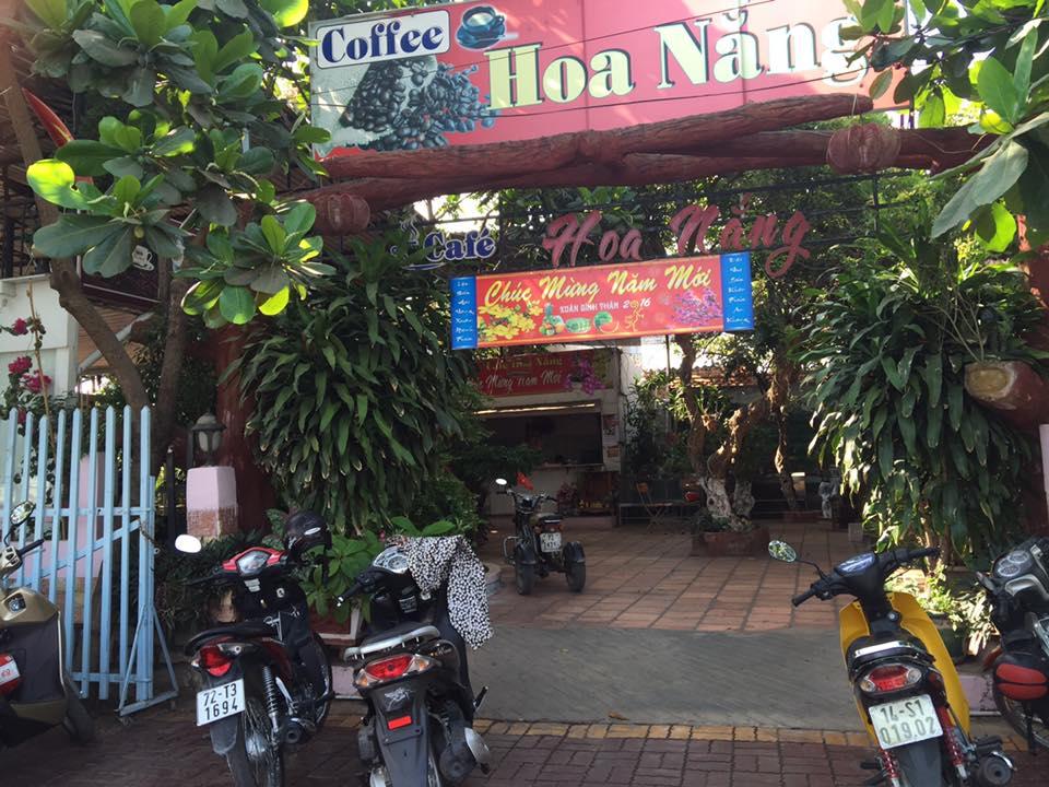 Quán Cafe Võng Ở Vũng Tàu