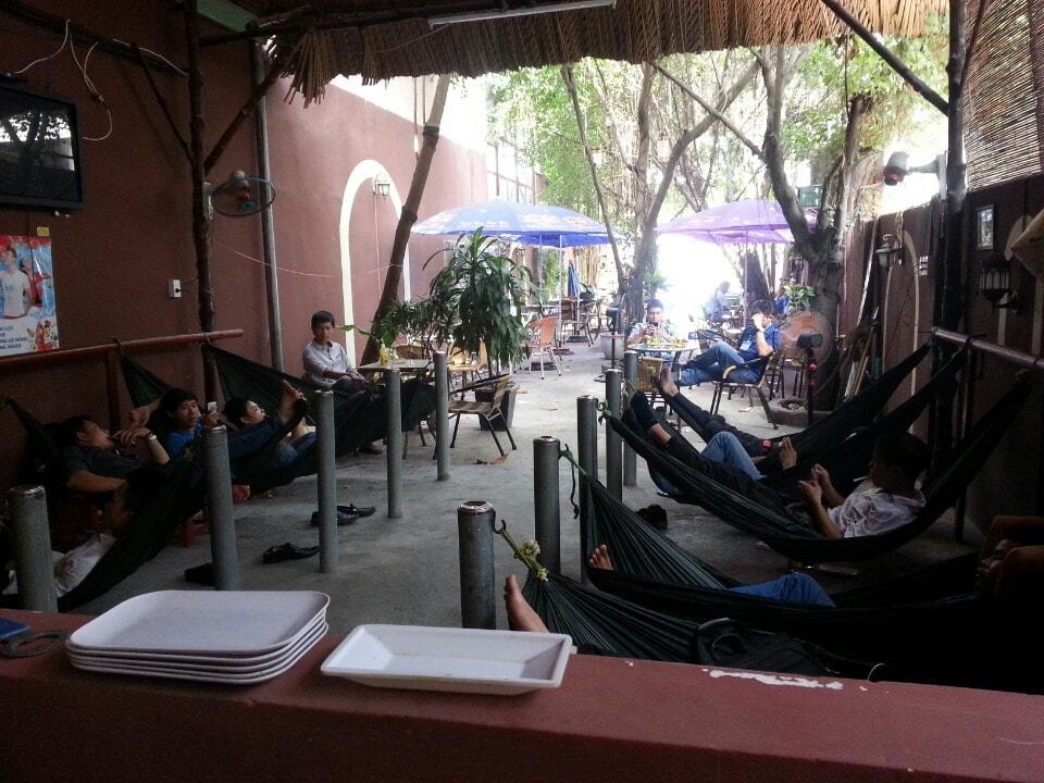 Quán café Thảo Nguyên
