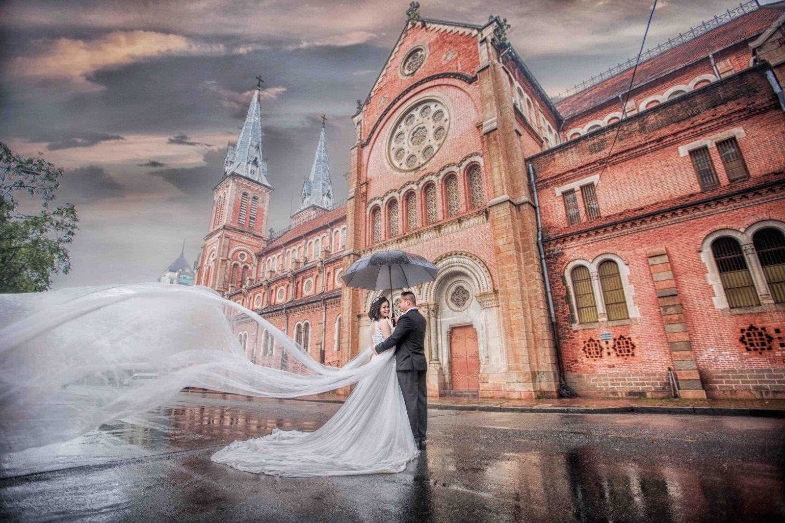 Mjmosa wedding Sài Gòn