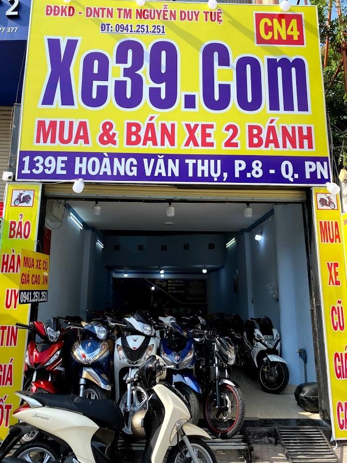 Hệ thống xe máy 39