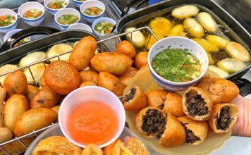 Bánh Rán Mặn Hà Nội