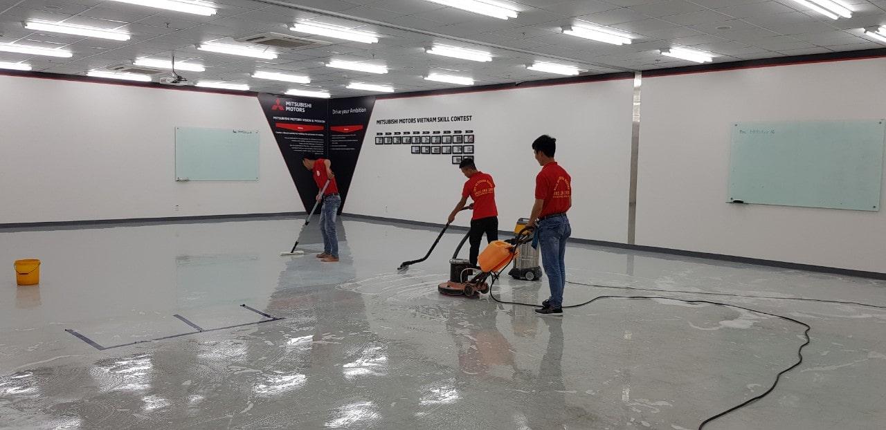 vệ sinh công nghiệp tphcm