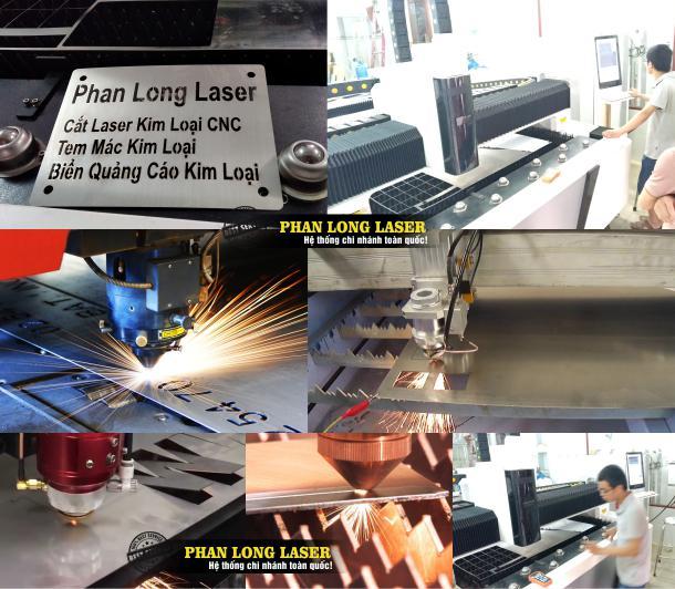 Phan Long Laser