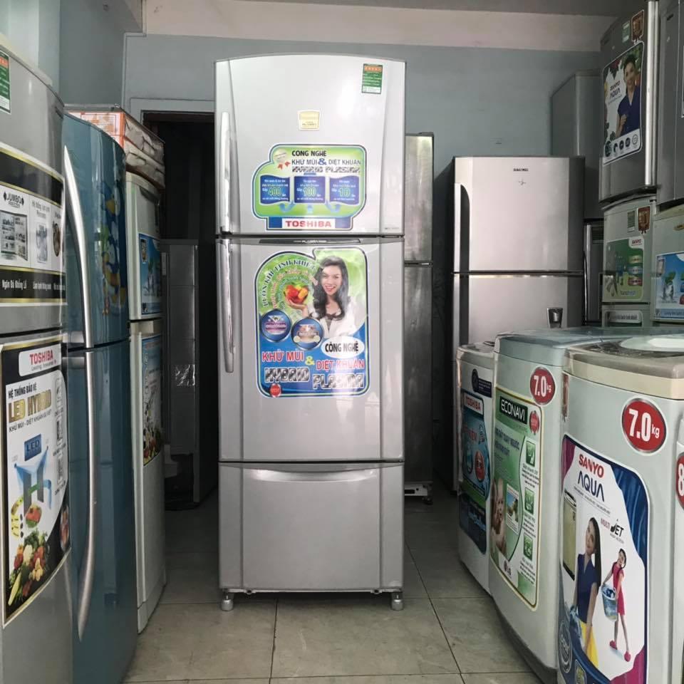 mua tủ lạnh cũ TPHCM