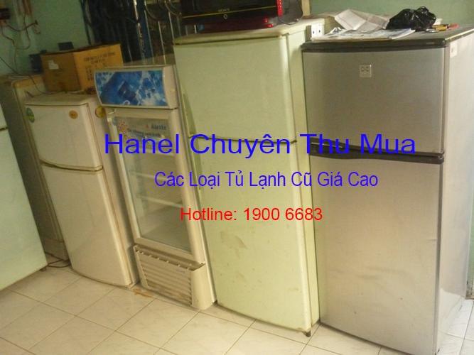 Tủ Lạnh Cũ Hà Nội