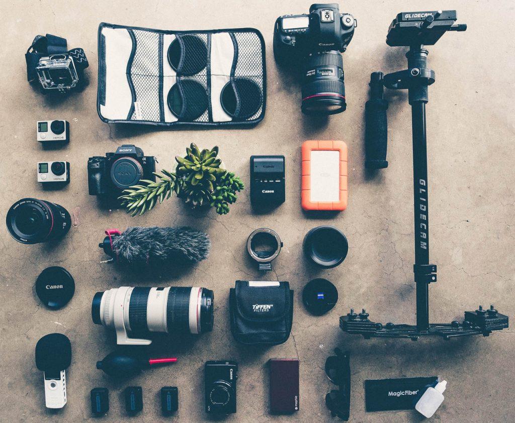 phụ kiện máy ảnh Hà Nội