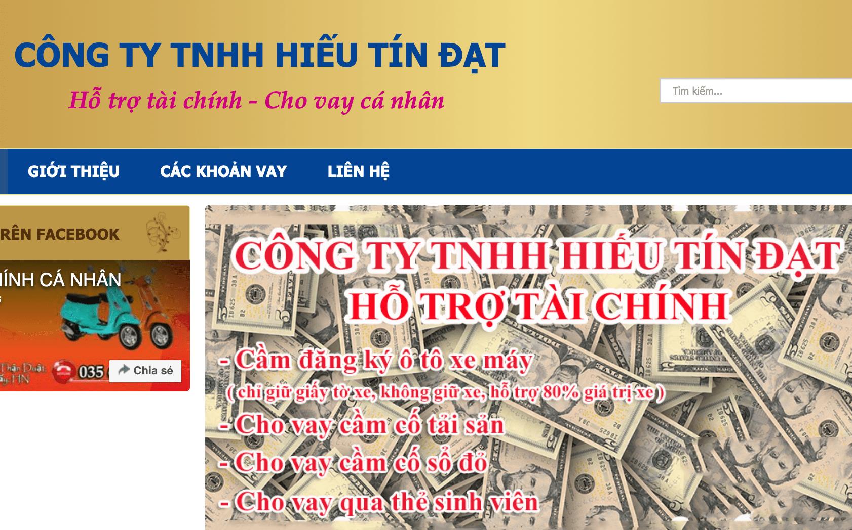 Hiếu Tín Đạt - Hà Nội