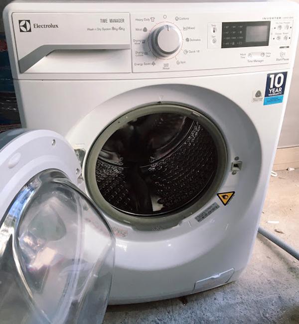 máy giặt cũ Hà Nội