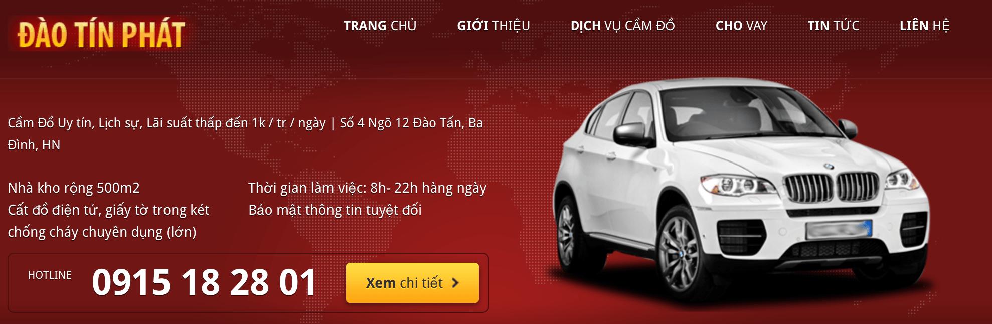 Đào Tín Phát - Hà Nội