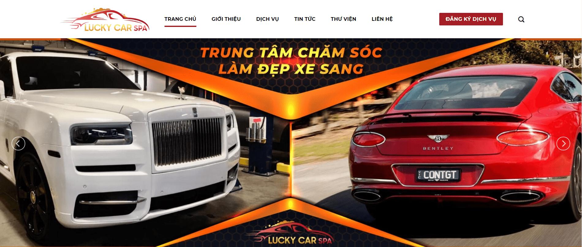 rửa xe ô tô Hà Nội