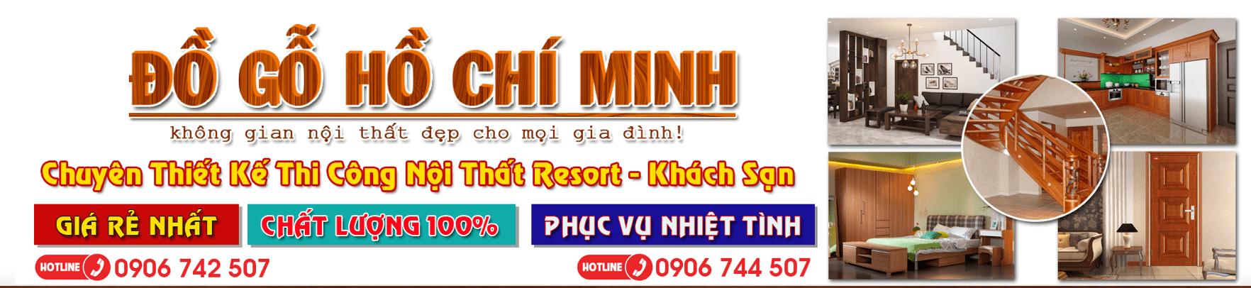 đồ gỗ Hồ Chí Minh