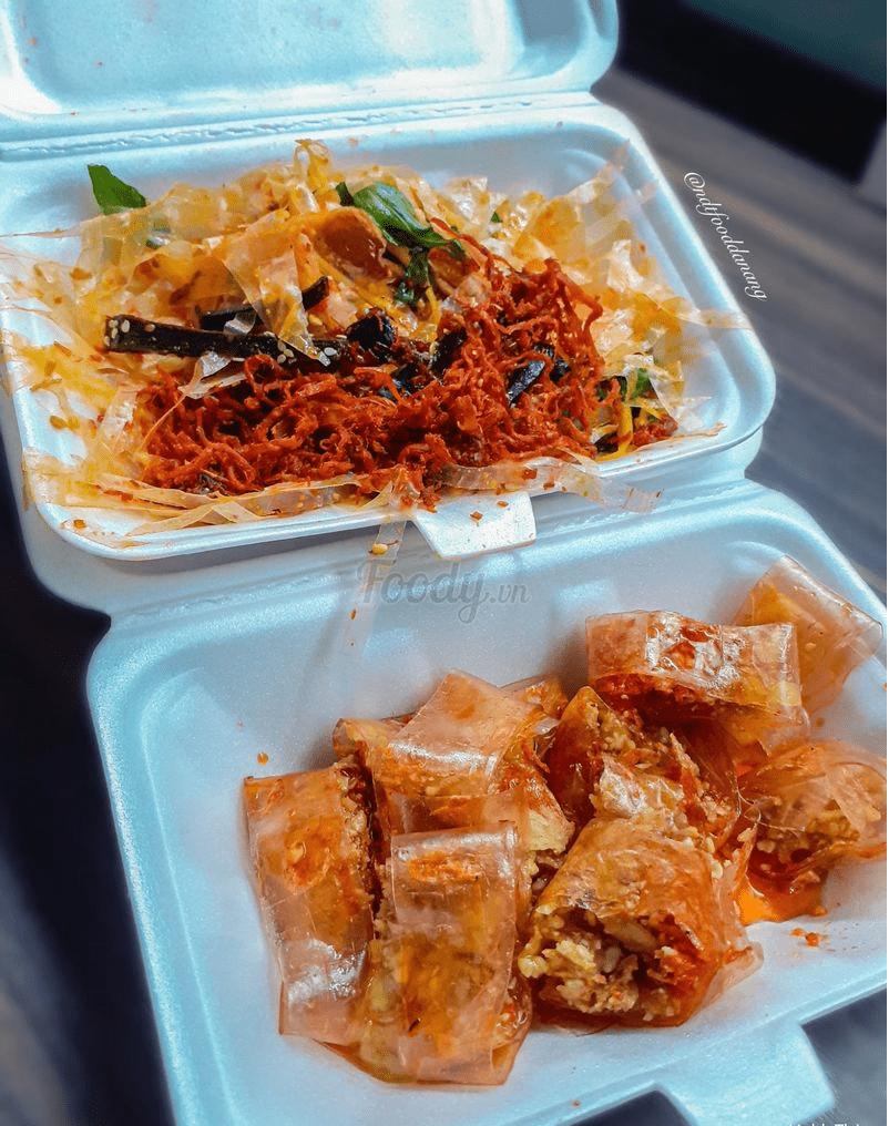 Bánh tráng bơ Đà Nẵng 3