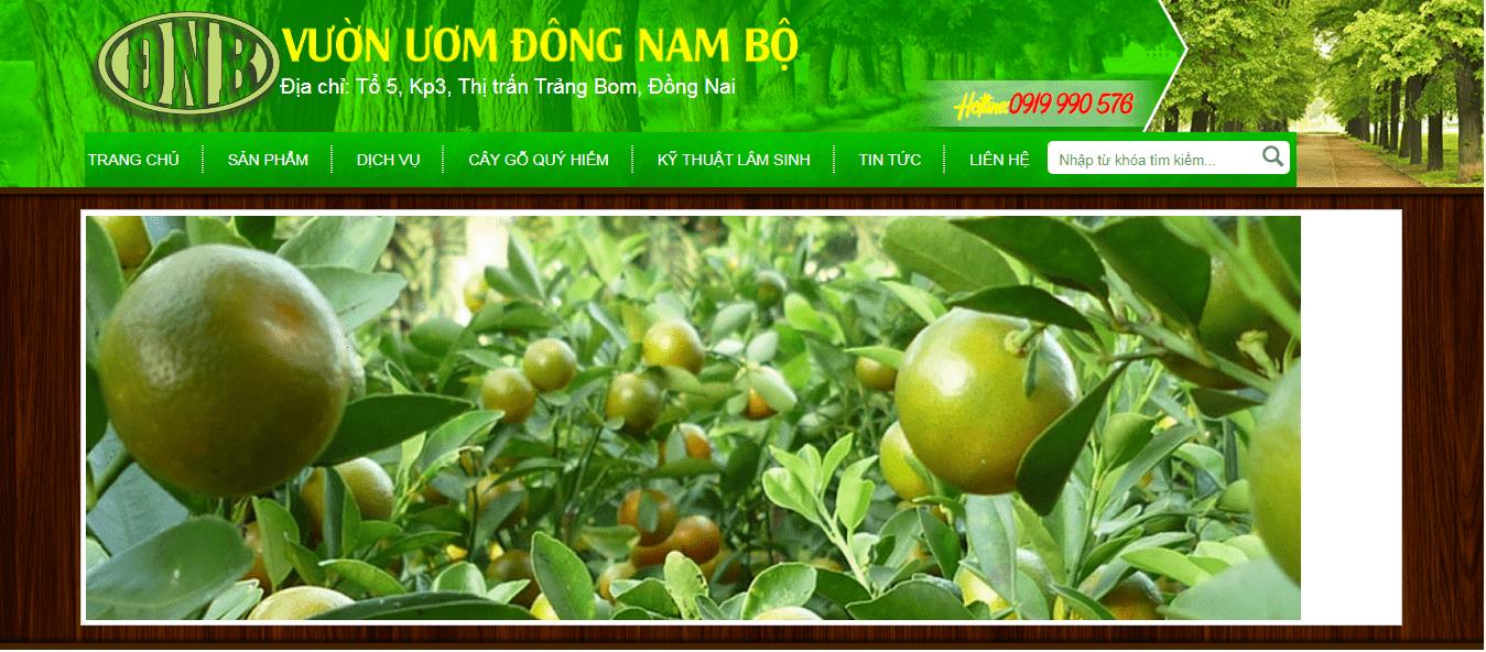 Cây trồng Đồng Nai 2