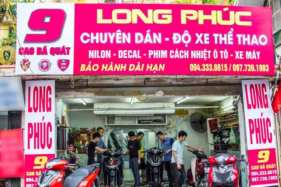Long Phúc Hà Nội
