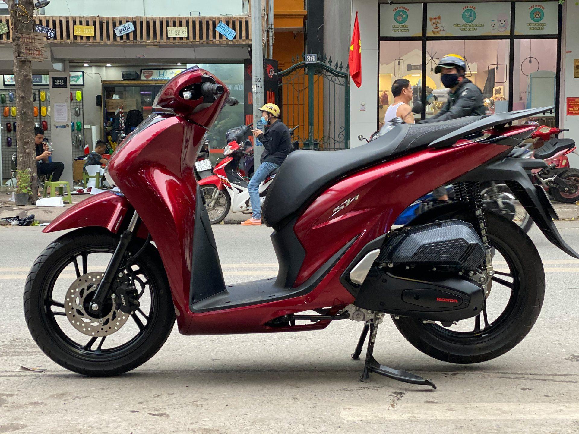 Scooter Hà Nội