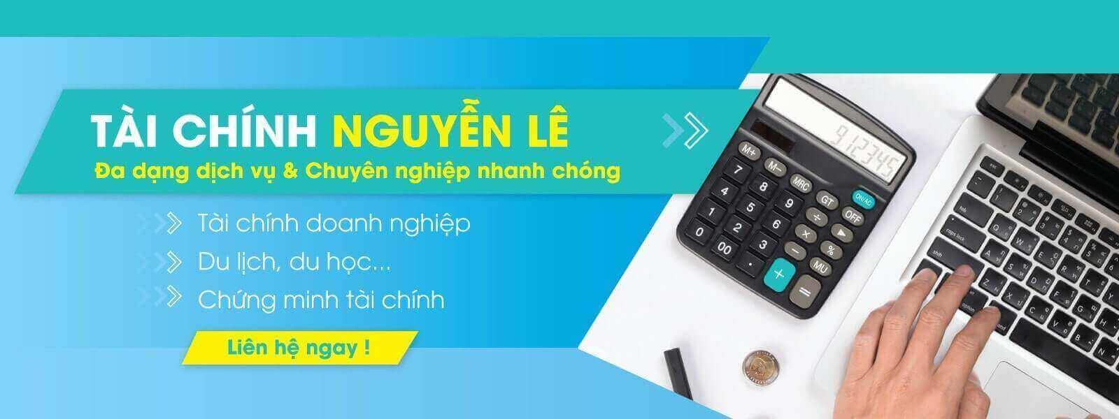 dịch vụ chứng minh tài chính Hà Nội