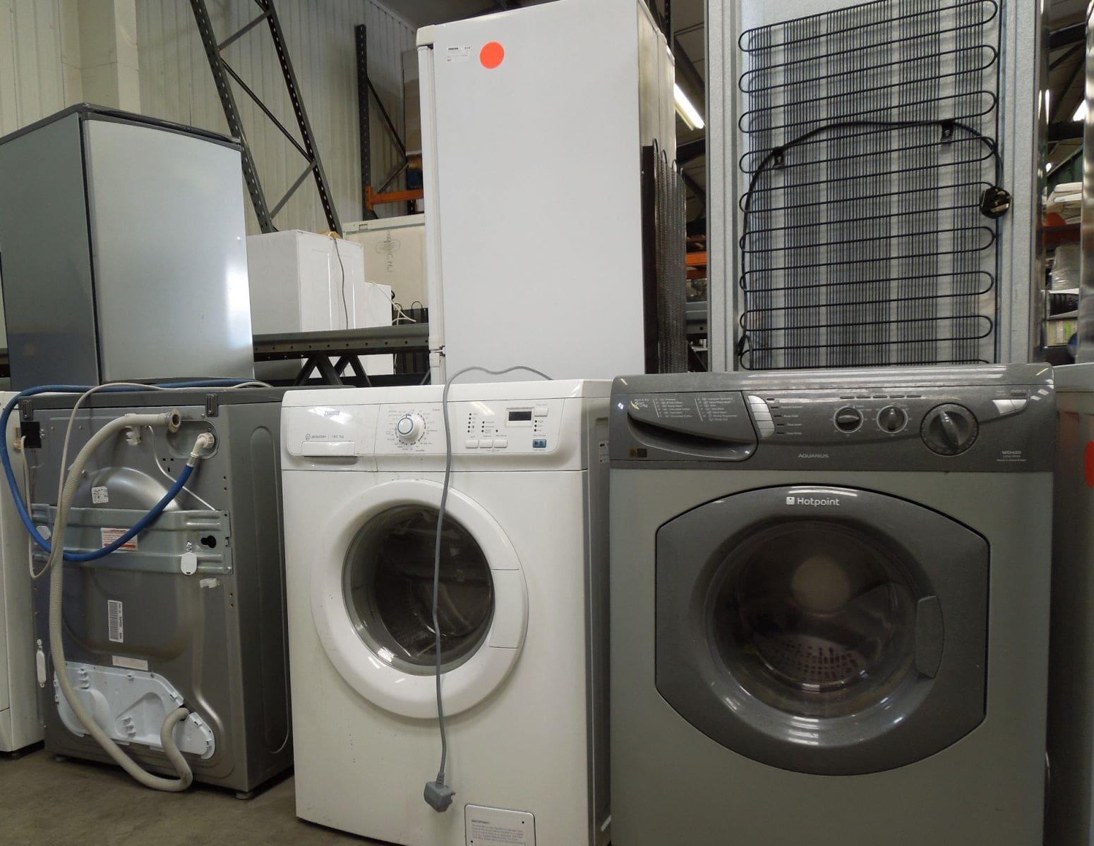 Mách Bạn Top 10 Cửa Hàng Bán Máy Giặt Cũ Bắc Ninh Uy Tín