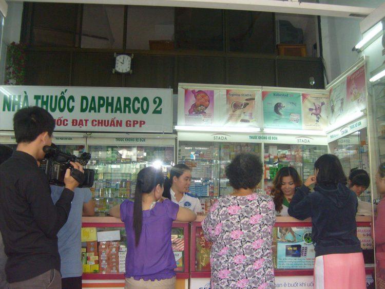 Nhà thuốc bán đêm Đà Nẵng 2