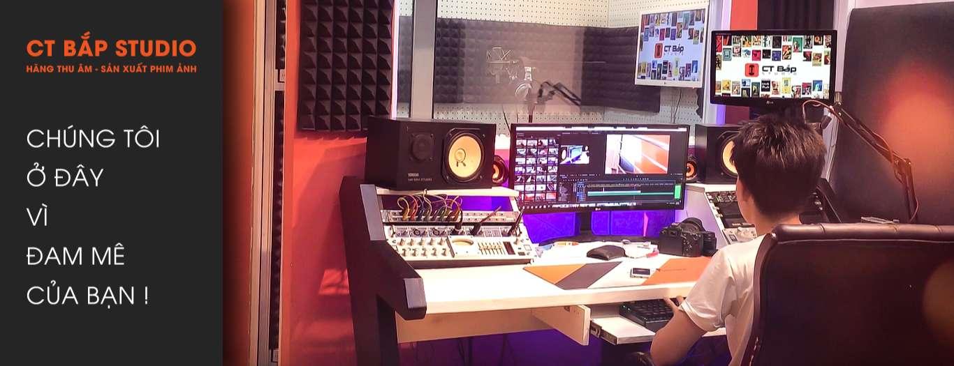 phòng thu âm TPHCM