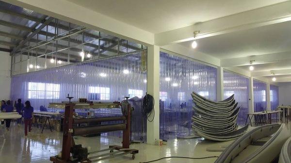Rèm Nhựa PVC Hà Nội
