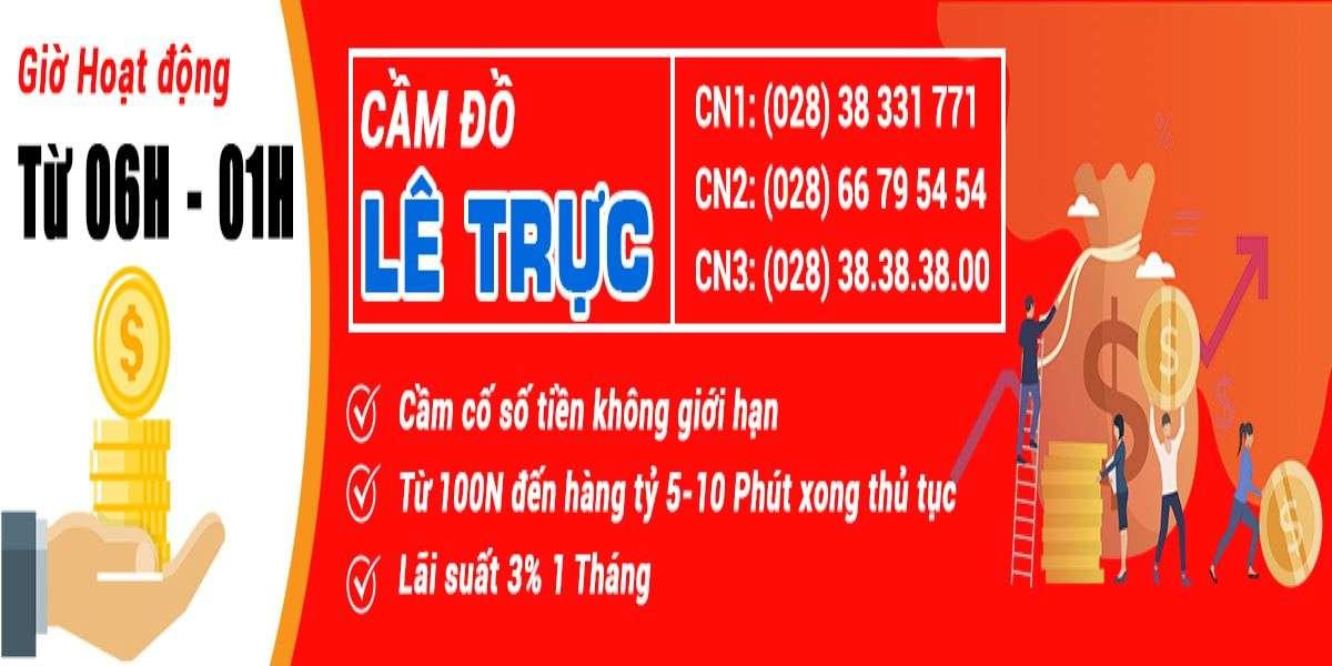tiệm cầm đồ uy tín ở TPHCM