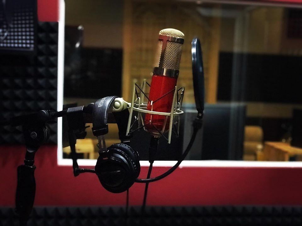 phòng thu âm ở hà nội