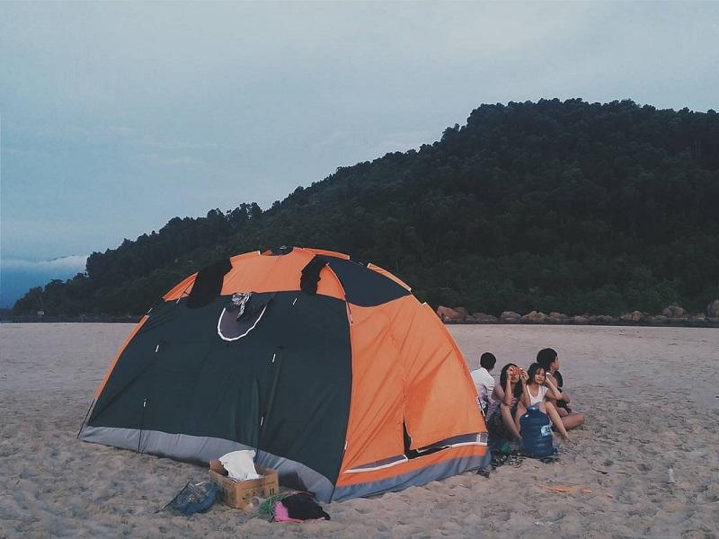 cắm trại Đà nẵng 4