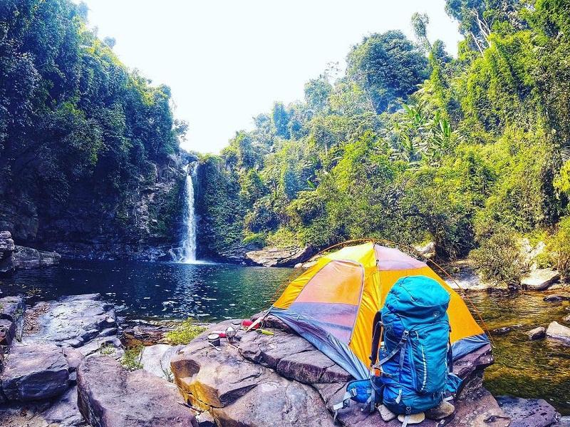 cắm trại Đà nẵng 3
