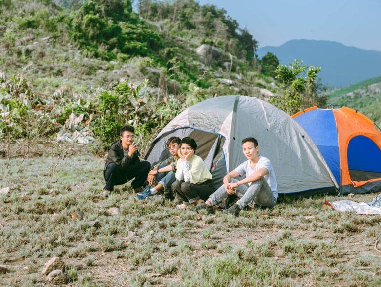 cắm trại Đà nẵng 2
