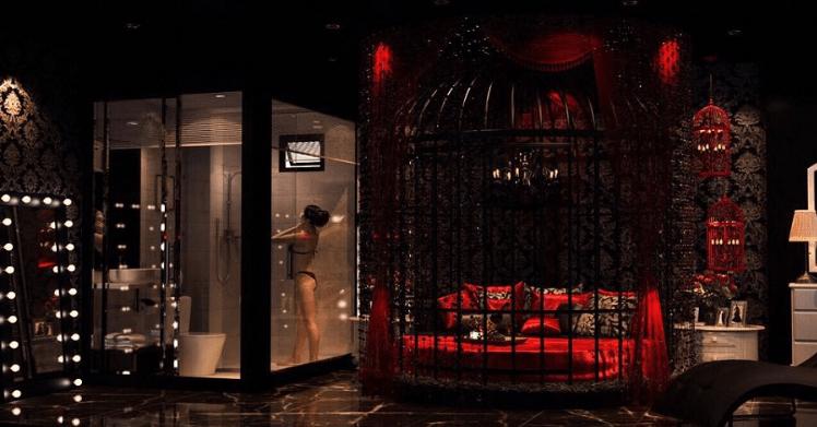 Khách sạn tình yêu Sài Gòn 2