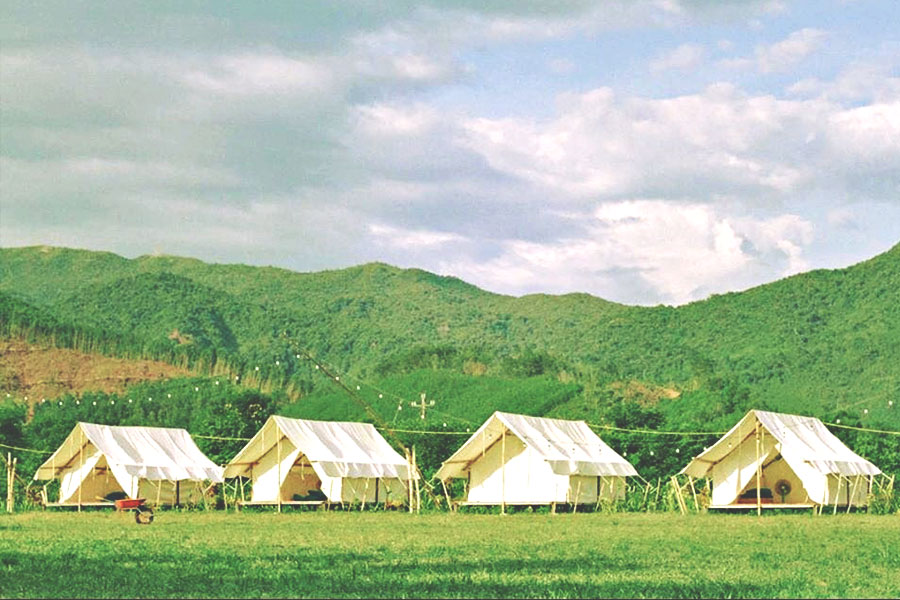 cắm trại Đà nẵng 1