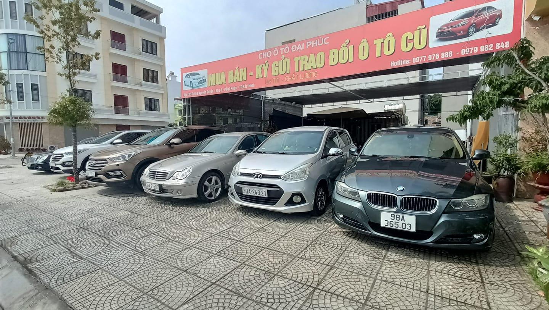 ô tô cũ Bắc Ninh
