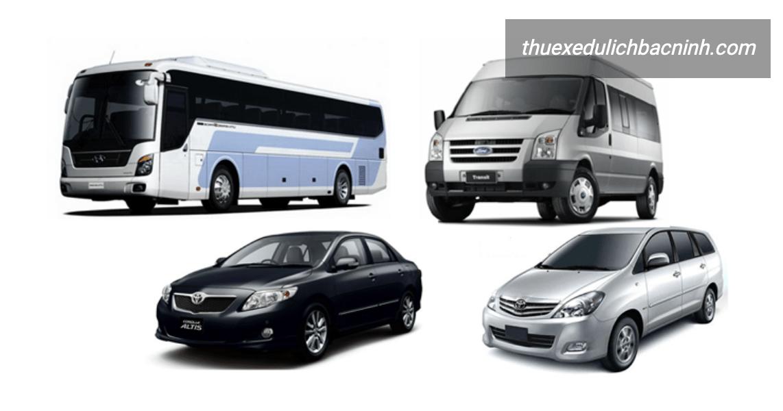 thuê xe tự lái Bắc Ninh