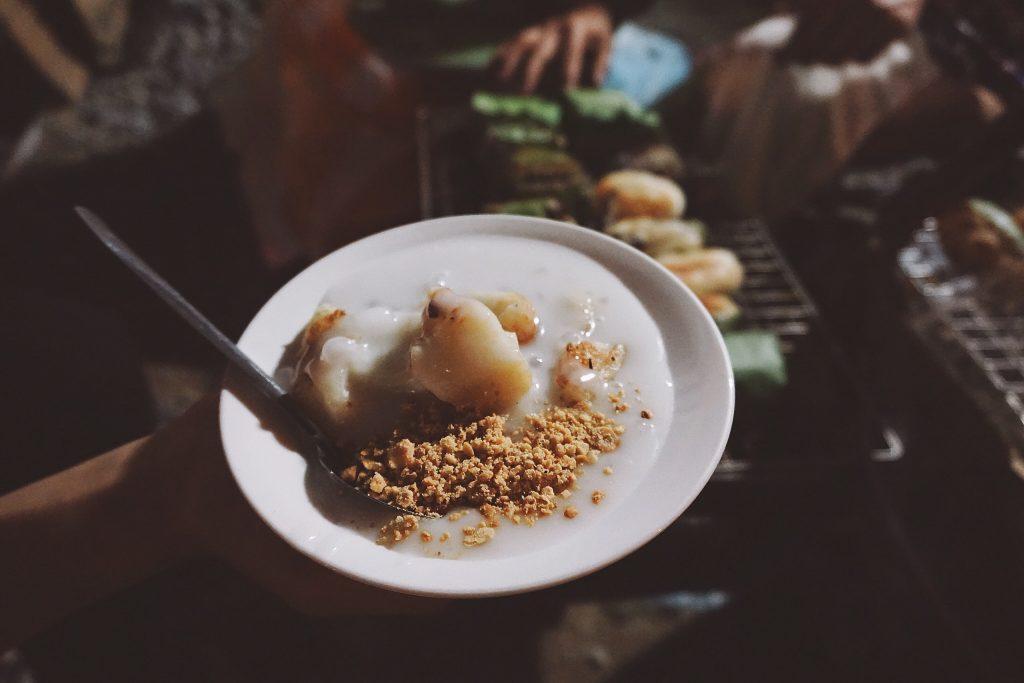 Chè chuối nướng Đà Nẵng 3