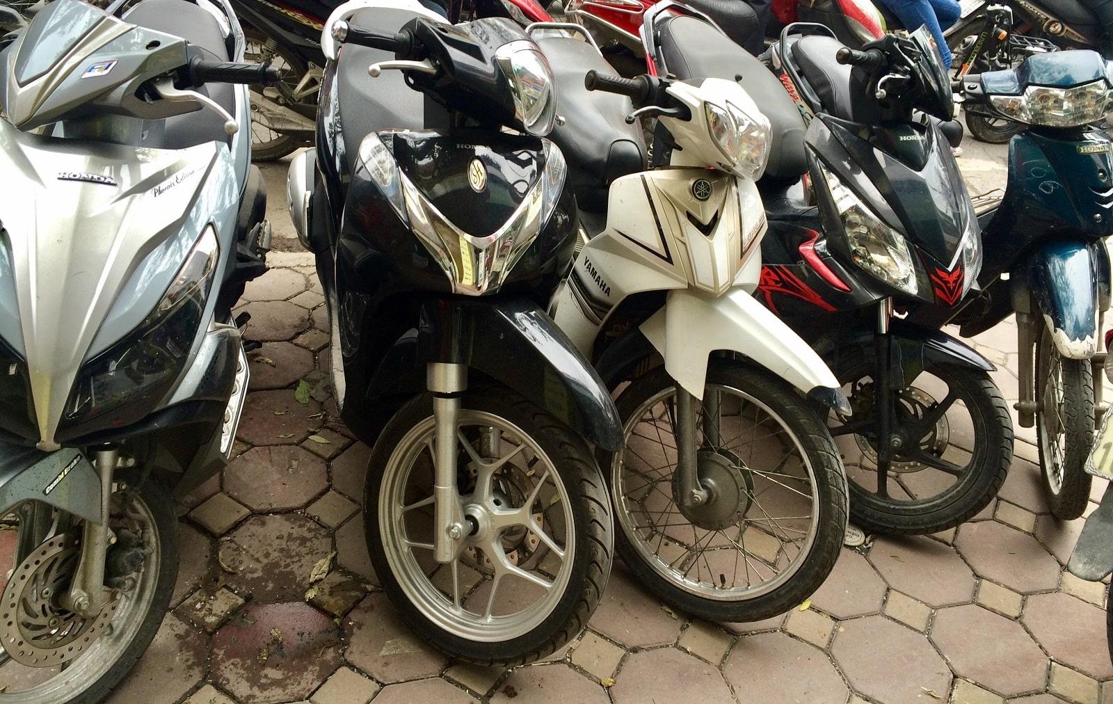 Xe máy cũ Thanh Hoá