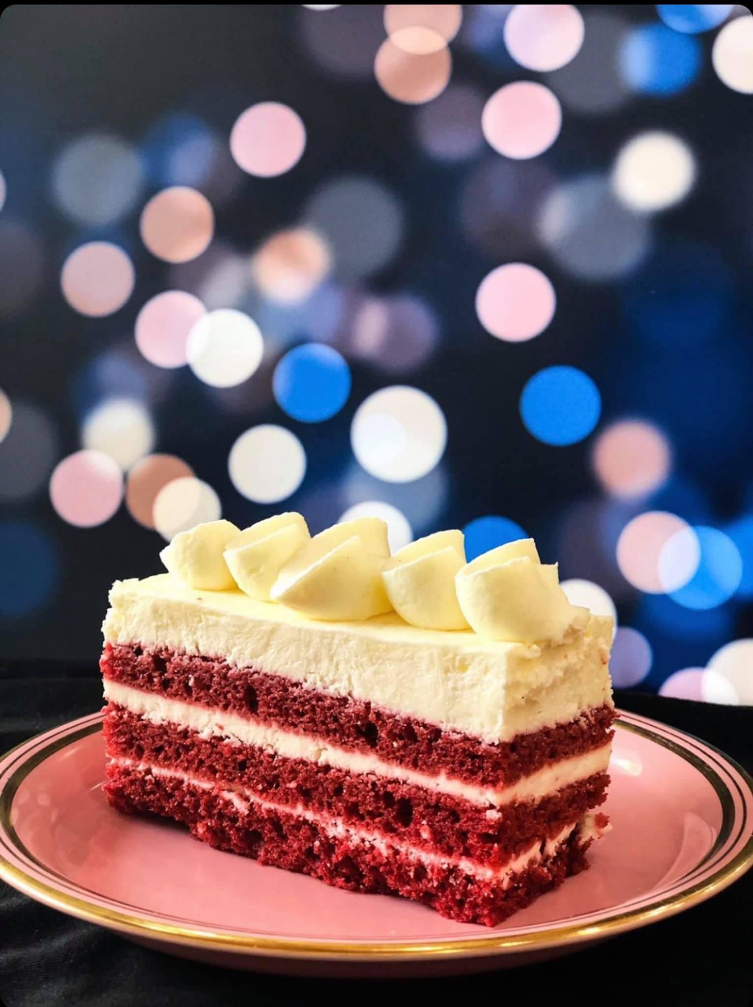 bánh Red Velvet Chez Moi