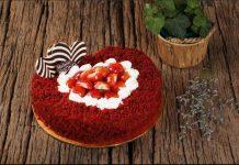 bánh Red Velvet Hà Nội