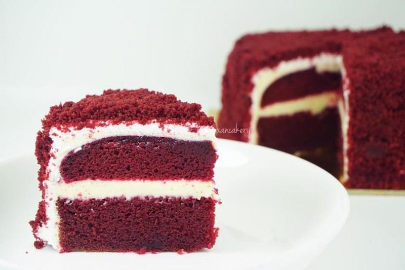 bánh Red Velvet iT