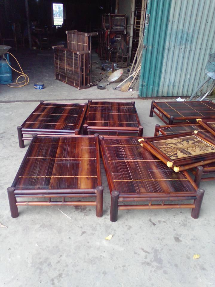 Bàn Ghế Tre Trúc Bắc Ninh Uy Tín
