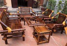 Chuyên Bán Bàn Ghế Tre Trúc Bắc Ninh