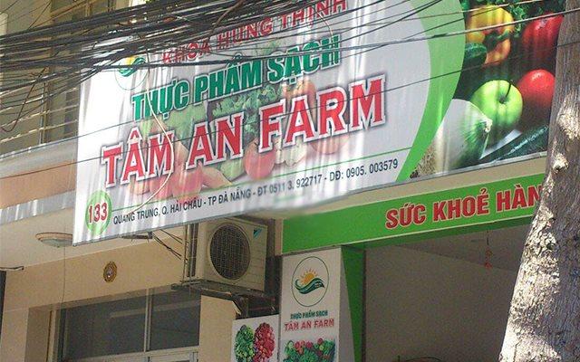 thực phẩm sạch tại Đà Nẵng