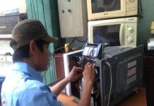 sửa lò vi sóng tại nhà Đà Nẵng